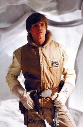Luke Skywalker, Jedi Knight