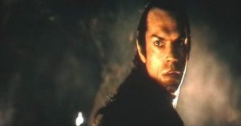 Elrond on Mt. Doom